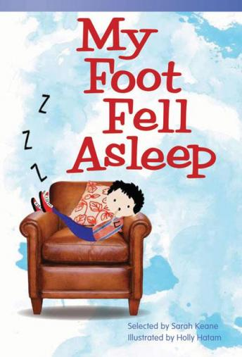 My Foot Fell Asleep Audiobook, Sarah Keane