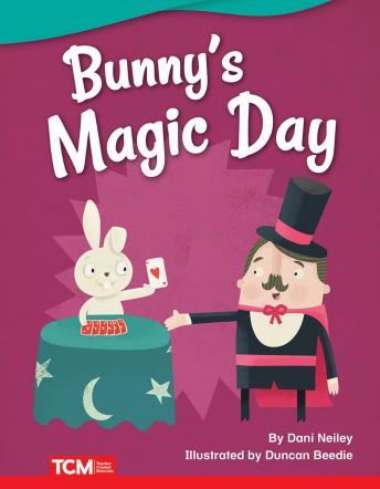 Bunny's Magic Day Audiobook