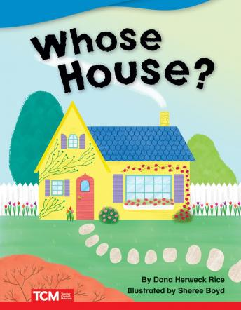 Whose House? Audiobook