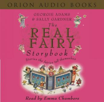 Real Fairy Storybook, Georgie Adams