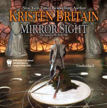 Mirror Sight: Book Five of Green Rider, Kristen Britain