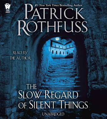 Slow Regard of Silent Things, Patrick Rothfuss