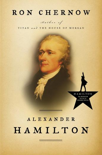 Alexander Hamilton, Audio book by Ron Chernow