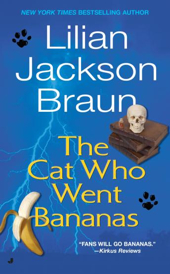 Download Cat Who Went Bananas by Lilian Jackson Braun
