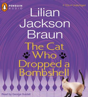 Cat Who Dropped a Bombshell, Lilian Jackson Braun