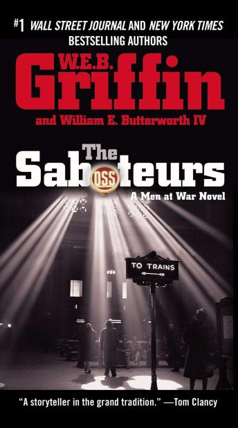 Download Saboteurs by W.E.B. Griffin, William E. Butterworth Iv