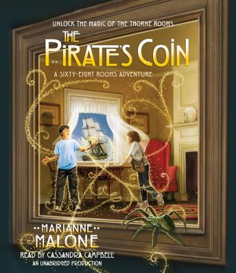 Pirate's Coin: A Sixty-Eight Rooms Adventure, Marianne Malone