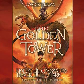 Golden Tower: Magisterium Book 5 sample.