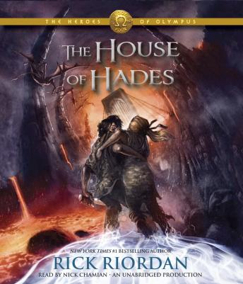 Heroes of Olympus, Book Four: The House of Hades, Rick Riordan