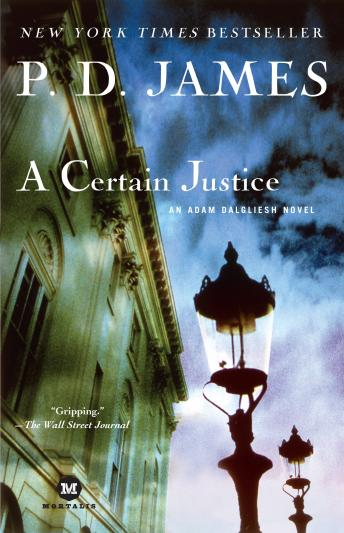 Certain Justice: An Adam Dalgliesh Novel, P. D. James