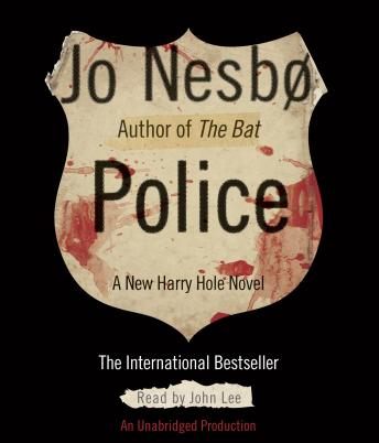 Police: A Harry Hole Novel, Jo Nesbo