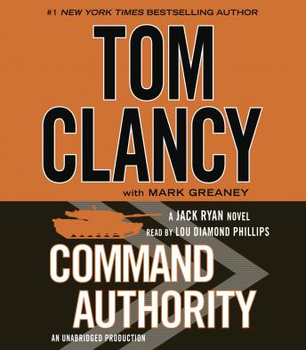 Command Authority, Mark Greaney, Tom Clancy