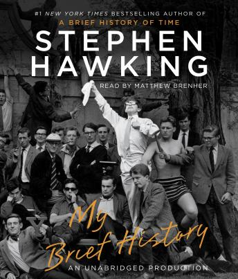Download My Brief History by Stephen Hawking