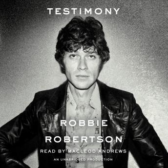 Download Testimony by Robbie Robertson