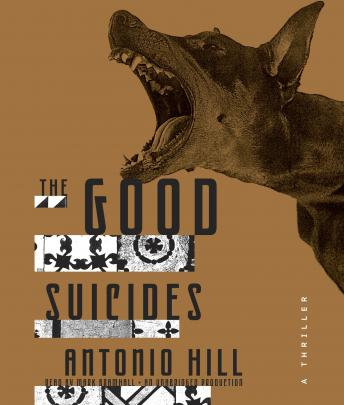 Good Suicides: A Thriller, Antonio Hill