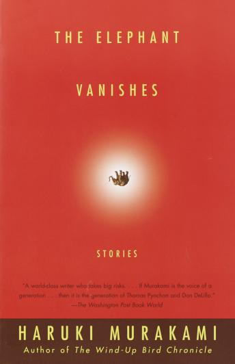 Download Elephant Vanishes: Stories by Haruki Murakami