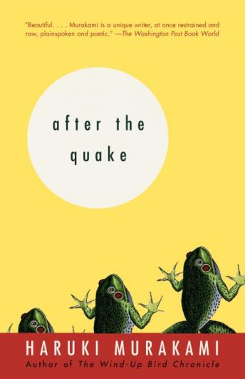After the Quake: Stories sample.