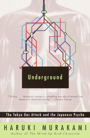 Download Underground: The Tokyo Gas Attack and the Japanese Psyche by Haruki Murakami