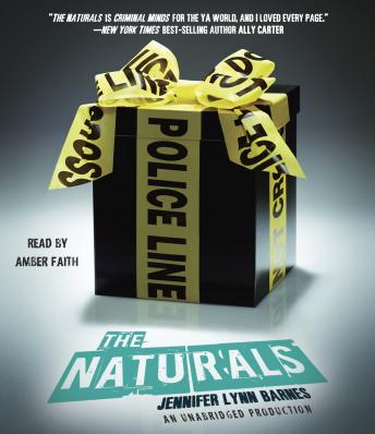 Download Naturals by Jennifer Lynn Barnes