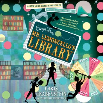 Download Escape from Mr. Lemoncello's Library by Chris Grabenstein