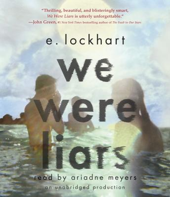 We Were Liars, E. Lockhart