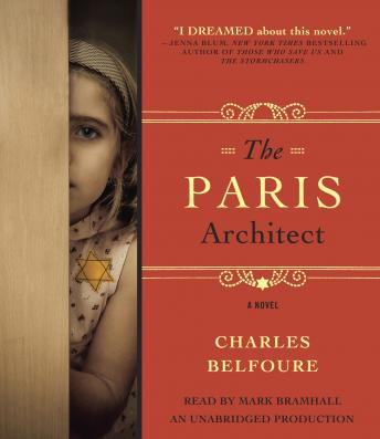Paris Architect, Audio book by Charles Belfoure