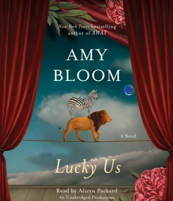 Lucky Us: A Novel, Amy Bloom