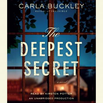 Deepest Secret: A Novel, Carla Buckley