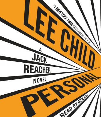 Personal: A Jack Reacher Novel, Lee Child