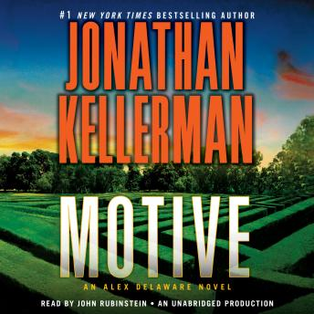 Motive: An Alex Delaware Novel, Jonathan Kellerman