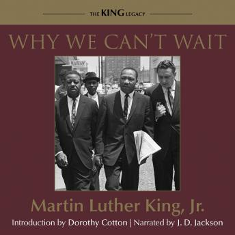 Download Why We Can't Wait by Martin Luther King Jr.