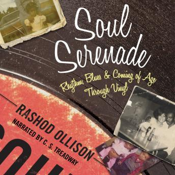 Soul Serenade: Rhythm, Blues & Coming of Age Through Vinyl, Rashod Ollison