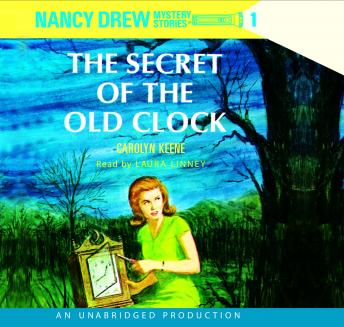 Nancy Drew #1: The Secret of the Old Clock, Carolyn Keene
