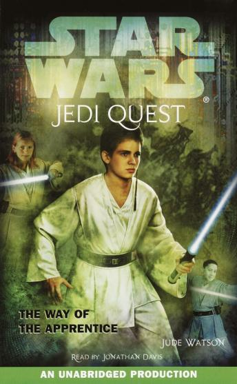 Download Star Wars: Jedi Quest #1: The Way of the Apprentice by Jude Watson