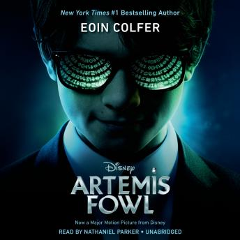 Artemis Fowl Movie Tie-In Edition