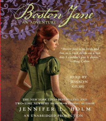 Boston Jane: An Adventure, Jennifer L. Holm