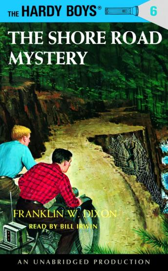 Hardy Boys #6: The Shore Road Mystery, Franklin W. Dixon
