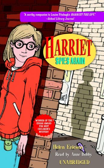 Harriet Spies Again, Louise Fitzhugh
