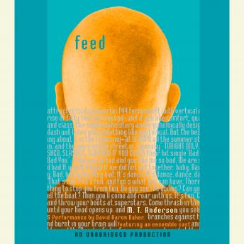 Download Feed by M.T. Anderson