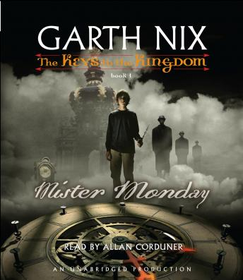 Mister Monday, Garth Nix