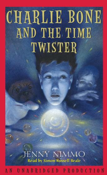 Charlie Bone and the Time Twister, Jenny Nimmo