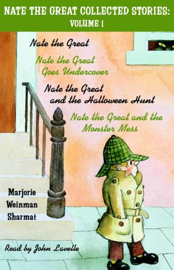 Nate the Great Collected Stories: Volume 1, Marjorie Weinman Sharmat