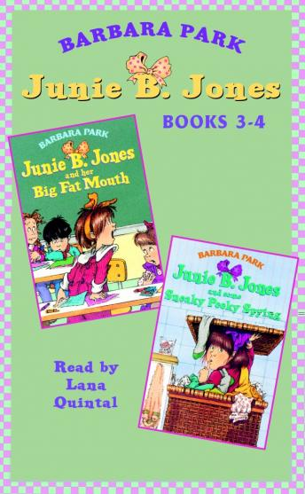 Junie B. Jones: Books 3-4: Junie B. Jones #3 and #4