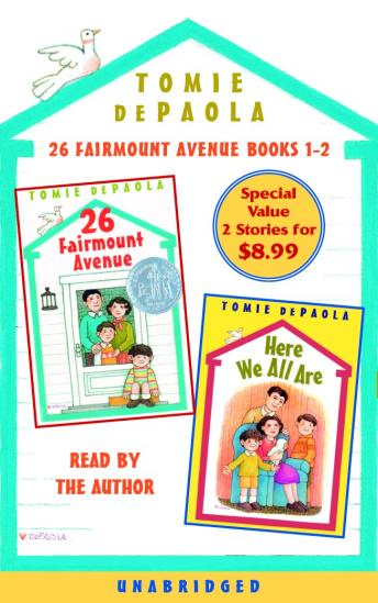 Download 26 Fairmount Avenue: Books 1 and 2: 26 Fairmount Avenue; Here We All Are by Tomie Depaola