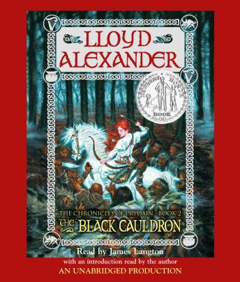 Prydain Chronicles Book Two: The Black Cauldron, Lloyd Alexander