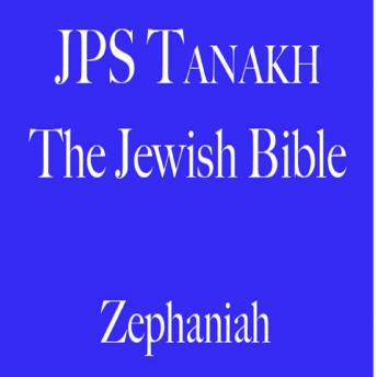 Download Zephaniah by The Jewish Publication Society