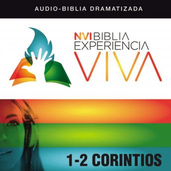 NVI Biblia Experiencia Viva: 1 and   2 Corintios, Zondervan Publishing