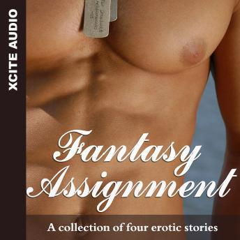 Fantasy Assignment - A collection of four erotic stories, Miranda Forbes