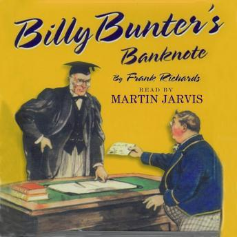 Billy Bunter's Banknote, Frank Richards