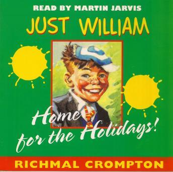 Just William Home for the Holidays, Richmal Crompton